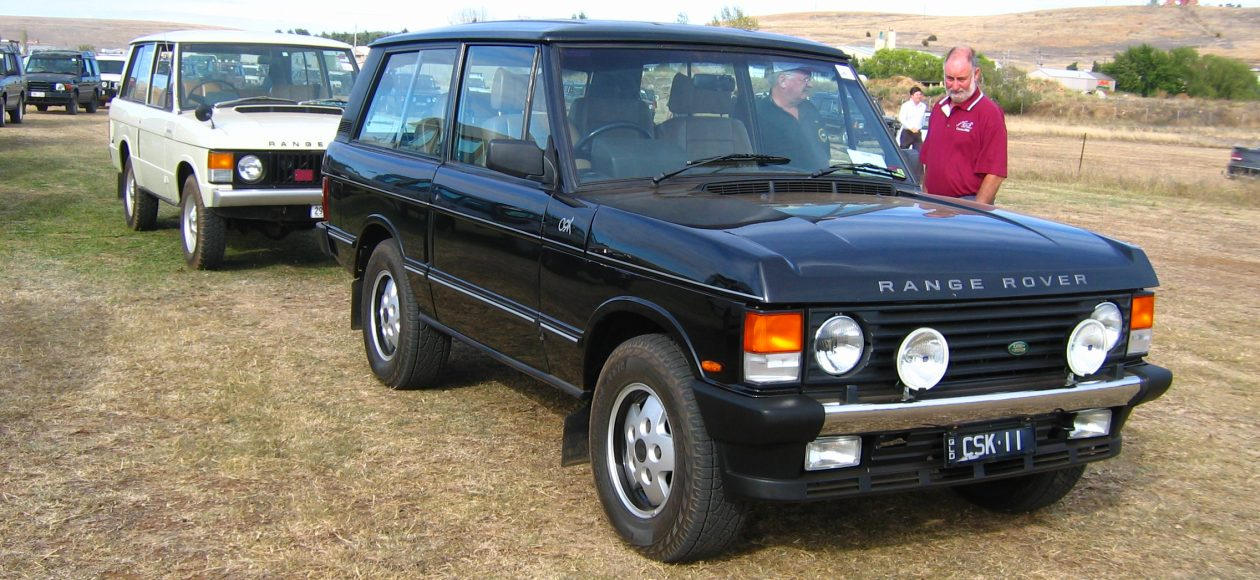 Range Rover Classic & P38A Australia