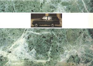 Range Rover Australian Brochure Cover March 1989