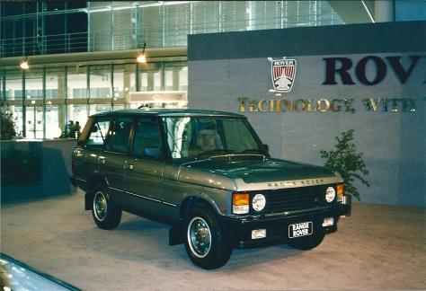 DSC_0006 1990 Range Rover Vogue SE Sydney 17-11-1990