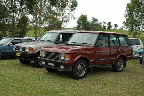 DSC_0705 Land Rover Discovery & 1990 Range Rover Luddenham 30-10-2011