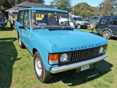 Range Rover Parramatta, 28-8-2016