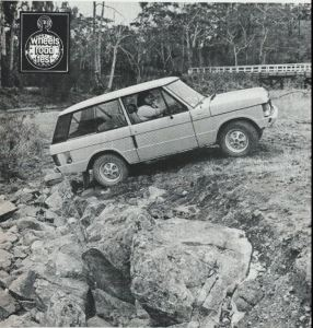 Range Rover Road Test December 1975 Title Image